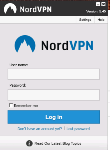 NordVPN3