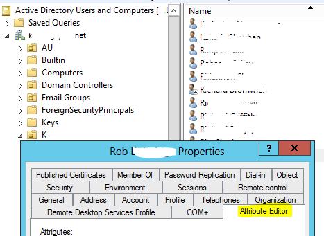 Active Directory | Tech Blog